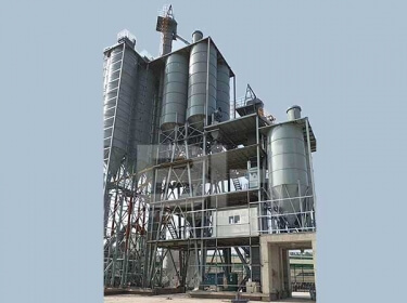 Annual output of 300,000 tons dry mortar production line