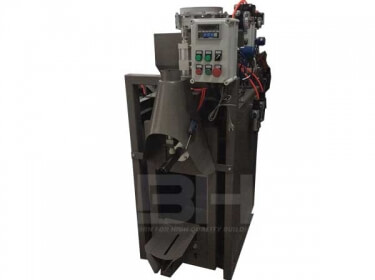 New type pneumatic valve packing machine