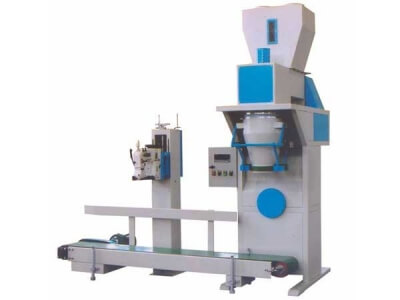 Dry Mortar Packing Machine