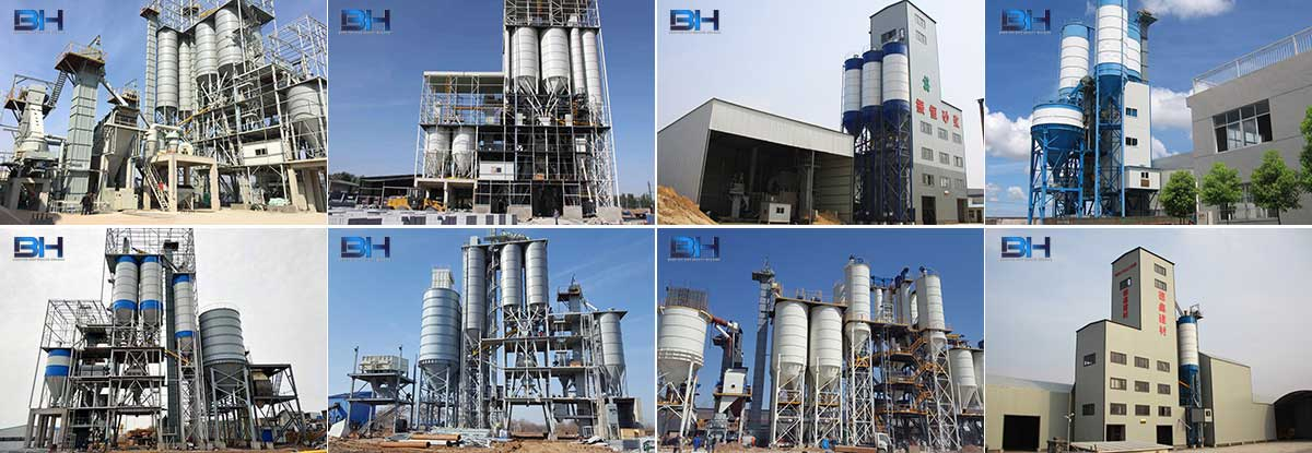 BH Mortar Industrial Co., Ltd